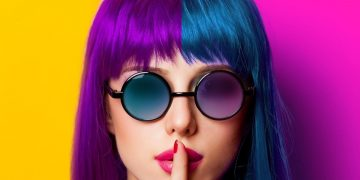 Craziest Ways To Dye Your Hair At Home